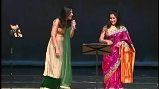 sujatha mohan and shweta live