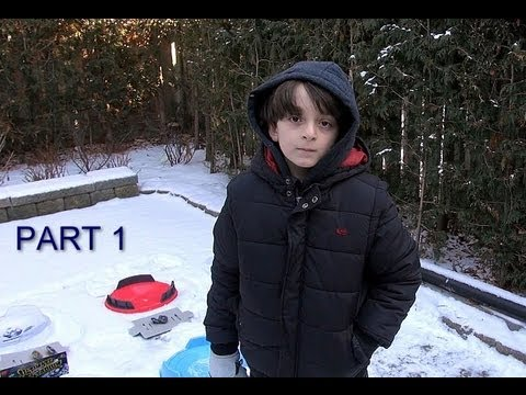 Beyblade Winter Battle of the Stadiums Series Part 1
