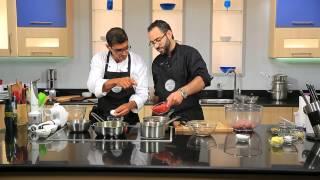 تريجونا ( بقلاوة ) – كرات لحم بصوص الطماطم #مطبخ_101 #وسام_مسعود