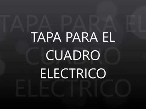 Tapa cuadro electrico youtube - Cubre cuadro electrico ...