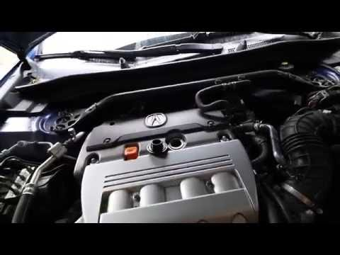 Quick Acura TSX Oil Change: 2009- 2014 2nd Generation TSX