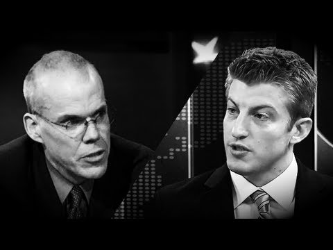 McKibben vs. Epstein Debate on Fossil Fuels -- Full Audio