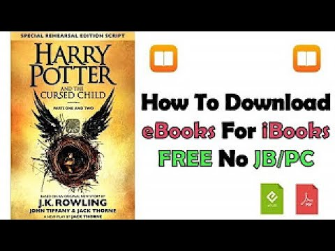 How to download books on iPhone/Android