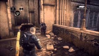 Gears of War: Ultimate Edition Crabwalk with unlimited ammo Tutorial