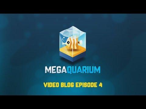 Megaquarium Vlog#4: Simulation Overview [TECHNICAL]