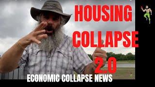 Why Aren't Housing Prices Collapsing Despite Economic Crisis?! | Economic Collapse News