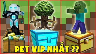 Pet Vip Nhất Minecraft 2020 ??