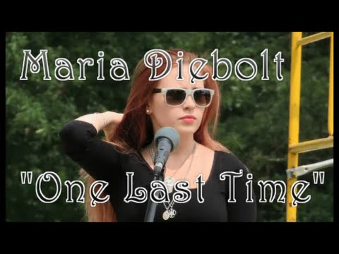 One Last Time (Ariana Grande) by Maria Diebolt
