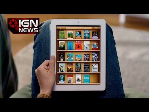 IGN News - Apple Found Guilty in eBook Pricing Conspiracy