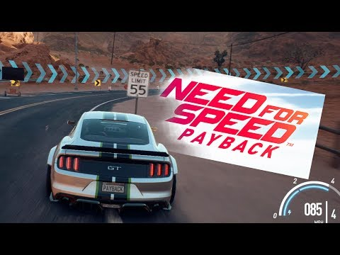 Need For Speed Payback Hands On Early Gameplay