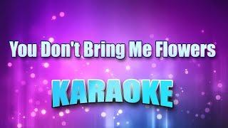 Streisand, Barbra & Neil Diamond - You Don't Bring Me Flowers (Karaoke & Lyrics)