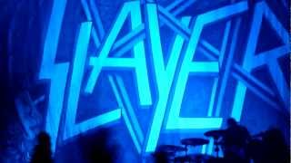 Slayer - Hate Worldwide (Live @ Copenhell, June 15th, 2012)