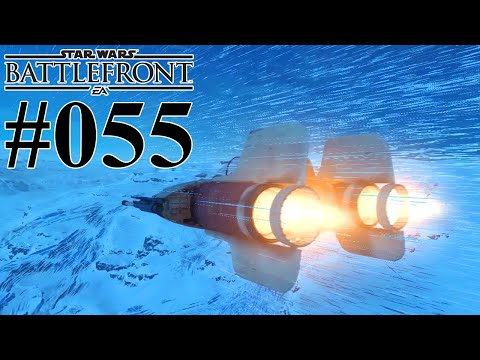 STAR WARS BATTLEFRONT #055 Dämmerung auf Hoth ★ Let's Play Star Wars Battlefront [Deutsch]