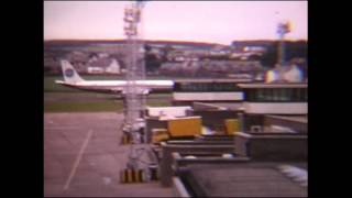 Aircraft at Prestwick 1971 and Church Fenton Air Display c. 1971