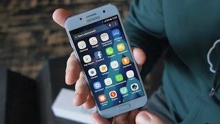 видео Отзывы о Samsung Galaxy A3 (2016)