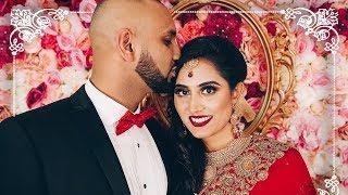 Ayushi and Ali ❤ Indian Wedding Film