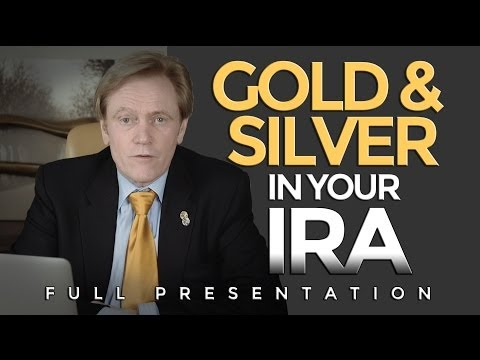 Gold & Silver In Your IRA Account - How to Bulletproof Your