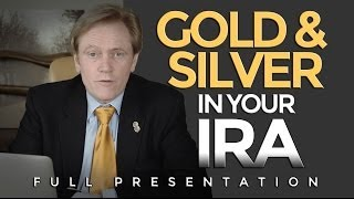 Gold & Silver In Your IRA Account - How to Bulletproof Your Retirement