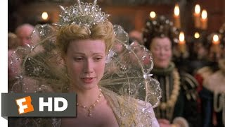 Shakespeare in Love (3/8) Movie CLIP - Viola Meets the Queen (1998) HD