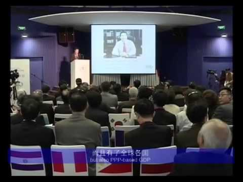 World Statistics Day Observance at the UN Pavilion of Shanghai Expo 2010   Part 2