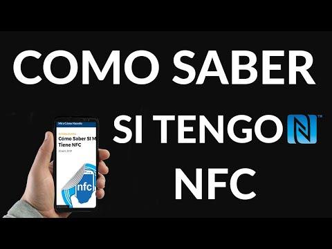Cómo Saber SI Mi Móvil Tiene NFC