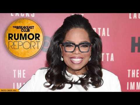 Oprah Talks About Considering Suicide