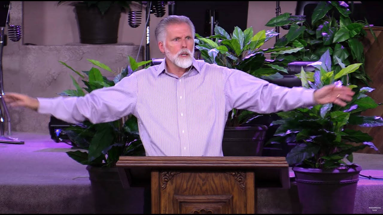 Living From Christ Within Pt 6 - Joe Sweet