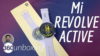Mi Watch Revolve Active Unboxing & First Look: Time to Get Active?