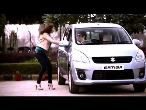 The New Maruti Ertiga