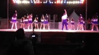 Brawley Cheer High School Madness 2015