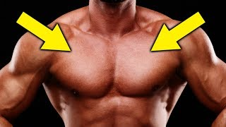 5-Minute Home Dumbbell Chest Workout (Follow Along!!)