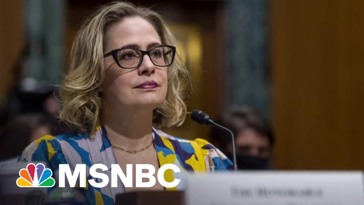 Download Sen. Sinema Doesn't Commit To Supporting New Reconciliation Framework