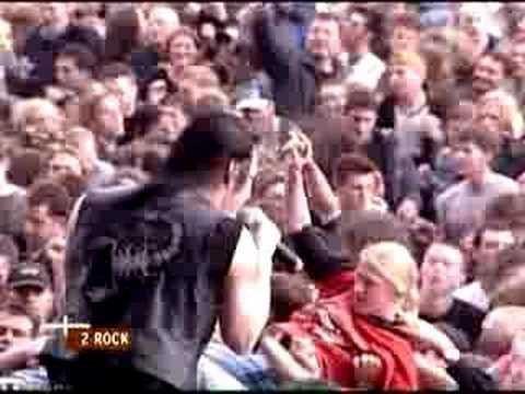 Monster Magnet - Spacelord (live at Rock am Ring 1999)