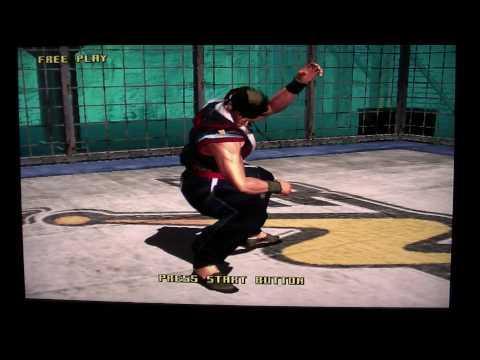 Virtua Fighter 4 Intro - Sega Naomi 2