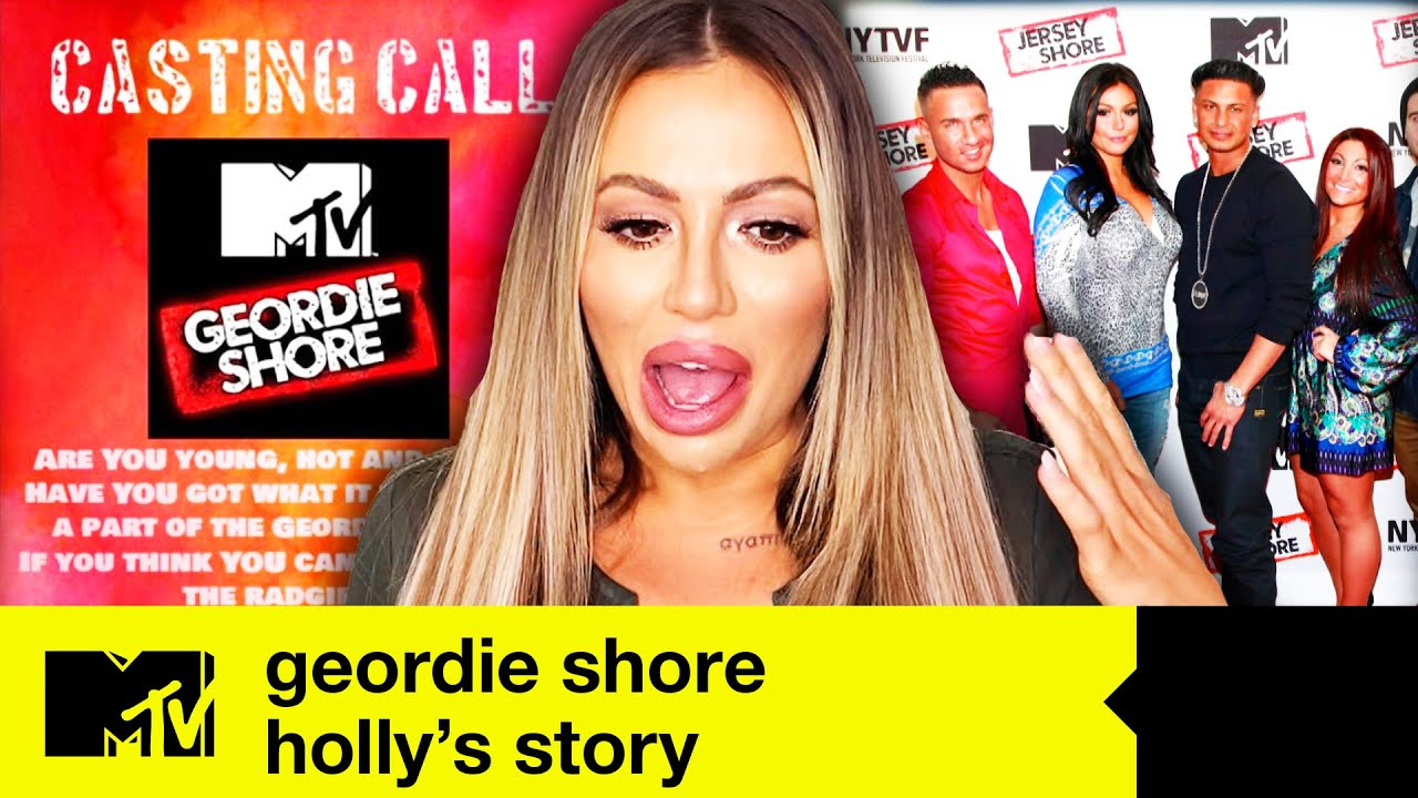Holly's Story: Holly Reveals What Went On At Her Geordie Shore Audition | Geordie Shore: Their Story