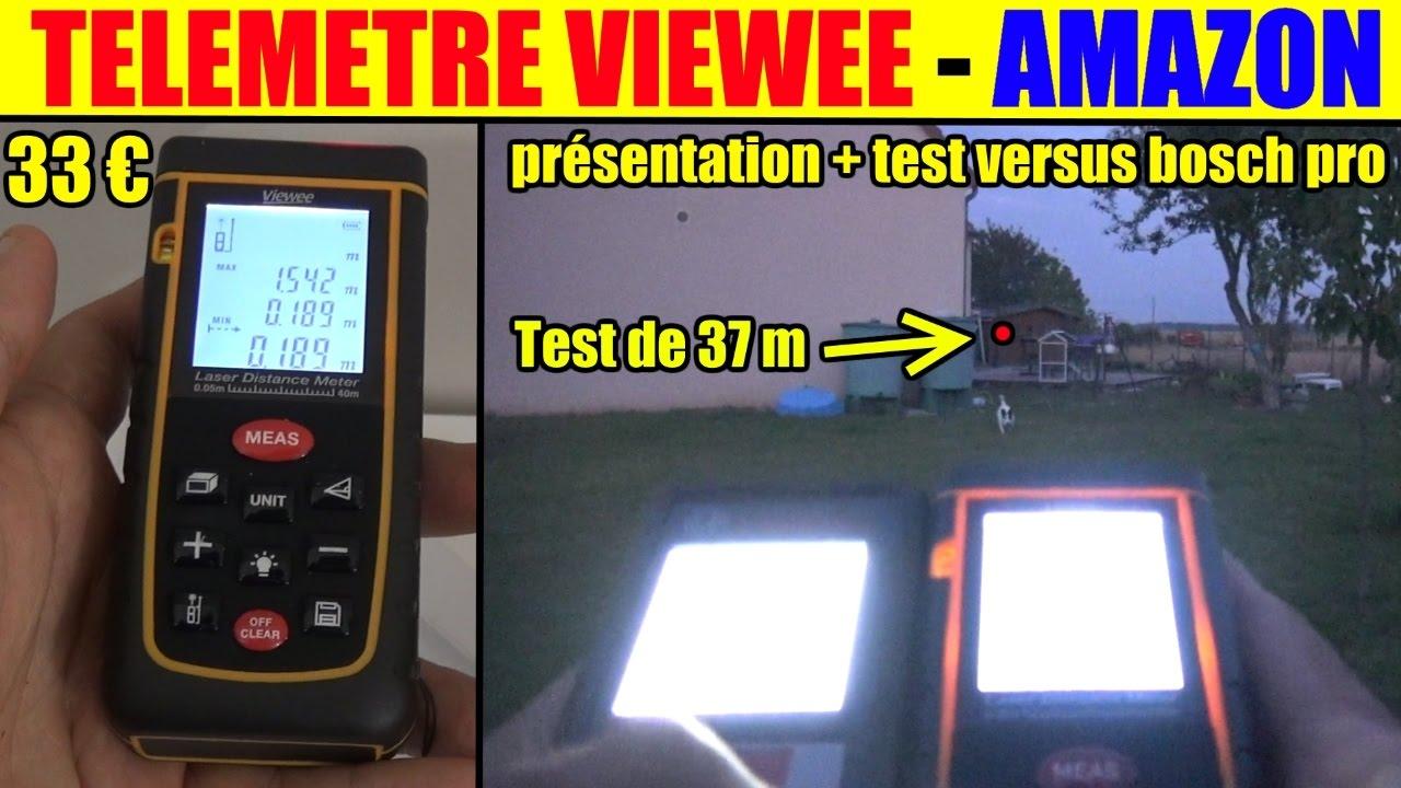 telemetre amazon grde jetery viewee etc. présentation test