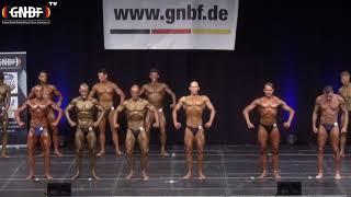 Männer Mittelgewicht 16. GNBF Deutsche Meisterschaft 2019