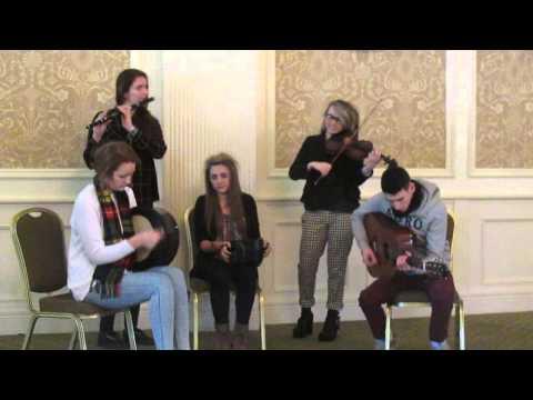 Cuan Irish trad group