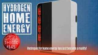 Hydrogen Home Storage. Could this be a game changer?