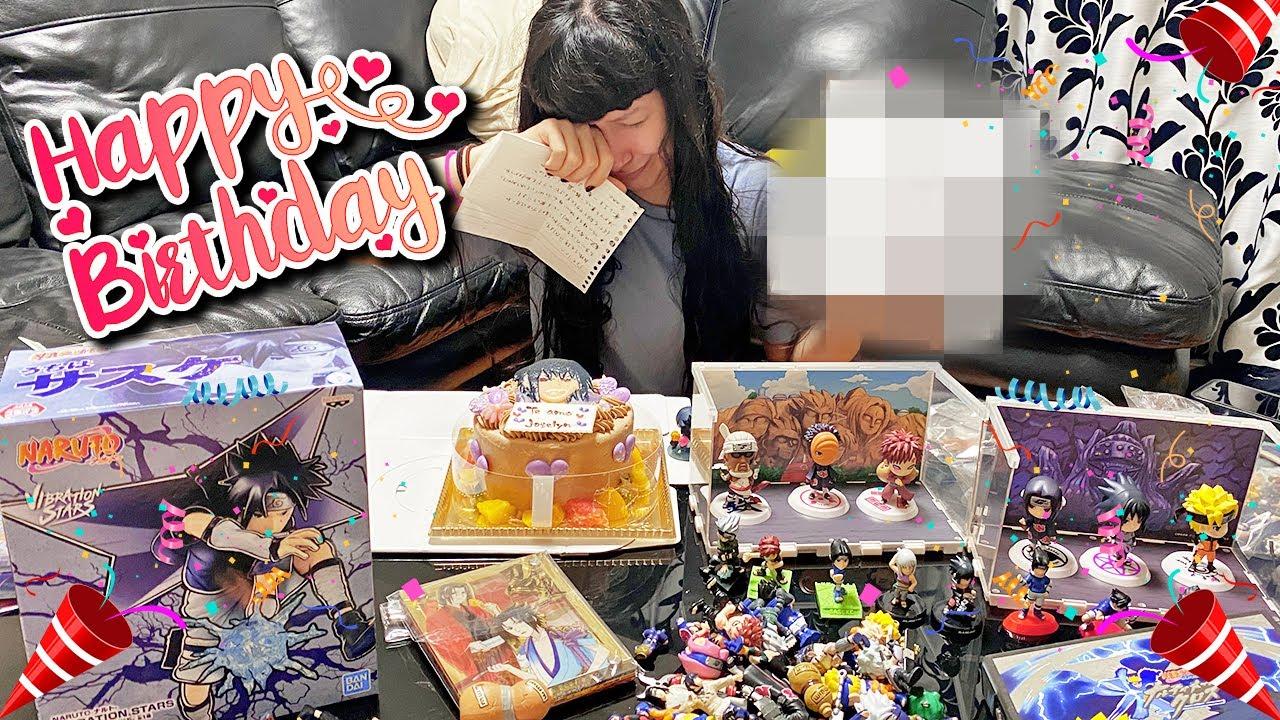 外国人妻の誕生日に過去最高のプレゼントをあげたら…