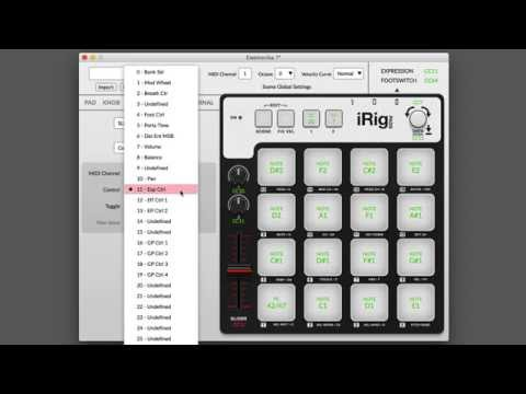 iRig Pads Editor available now!