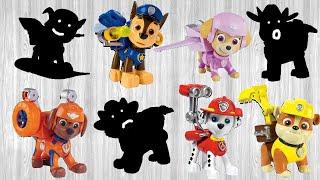Мультики с игрушками Щенячий патруль Пазлы