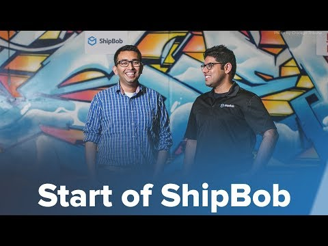 The Start of ShipBob