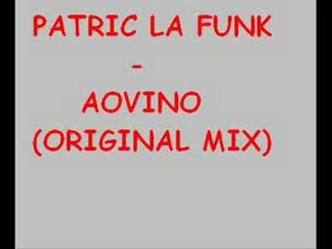 Patrik La Funk - Aovino (original mix)