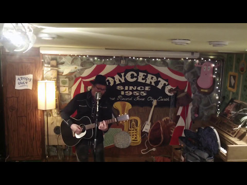 Gregory Page live @ Concerto Recordstore  5/5/2017