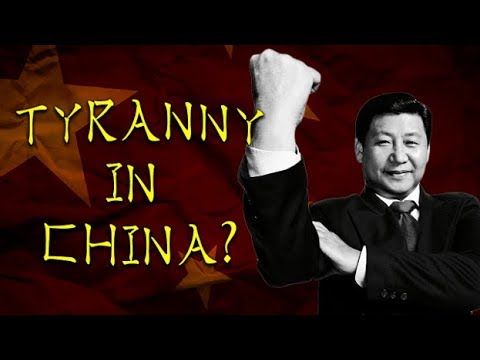Full Force Tyranny: China To Become The Most Powerful Dictat