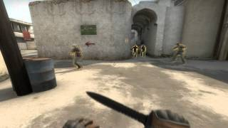 CS:GO Never Negotiate With Terrorists