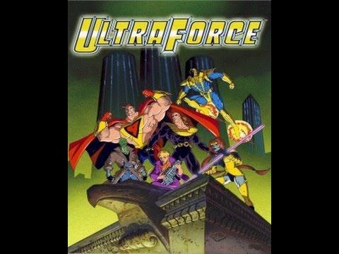 Ultraforce The Animated Cartoons Full Episodes English - Compilation 2015