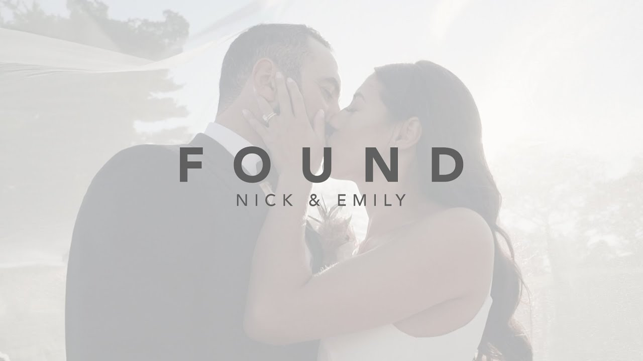 FOUND - A Cinematic Wedding Video by Ethan Hoover