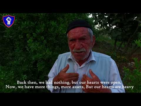 An Elderly Assyrian Man with Unusual Family Tree